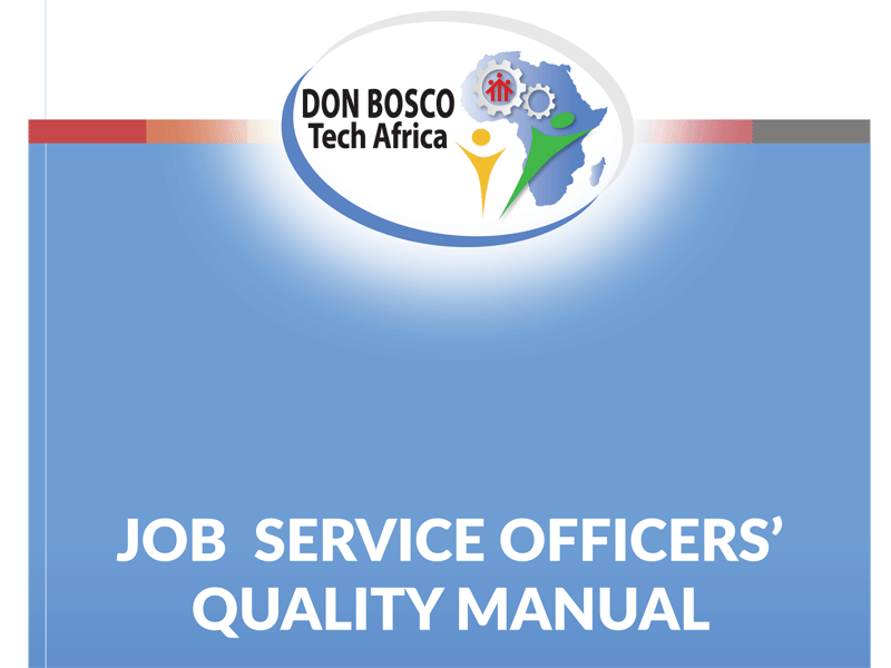 Job Service Quality Manual – Don Bosco Tech Africa