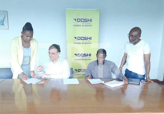 Boys Town Partnership With Doshi Steel Company