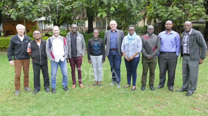Economer General Br. Jean Paul Muller In Nairobi