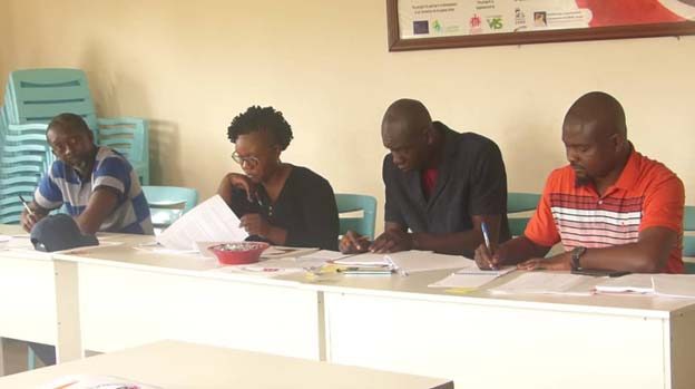 """ZMB – Province, JSO Training On """"Supported Employment"""""""