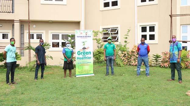 AFW PROVINCE, NIGERIA – Delegation