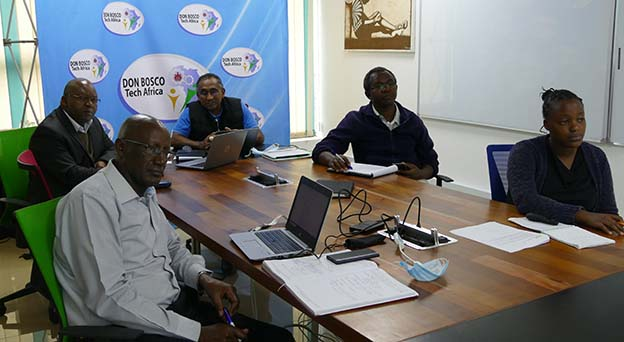 DBTech Africa Conducts A Virtual Board Meeting