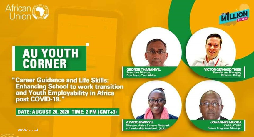 DBTech Africa Spearheads A Webinar Hosted By The African Union