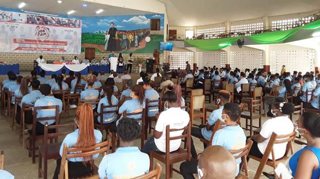 Career Fair  At Don Bosco Technical Institute, Ashaiman – Ghana