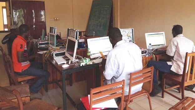 Don Bosco Bobo-Dioulasso Training For Instructors
