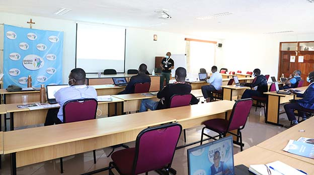 Job Service Officers Meet In Nairobi To Review The JSO Quality Manual