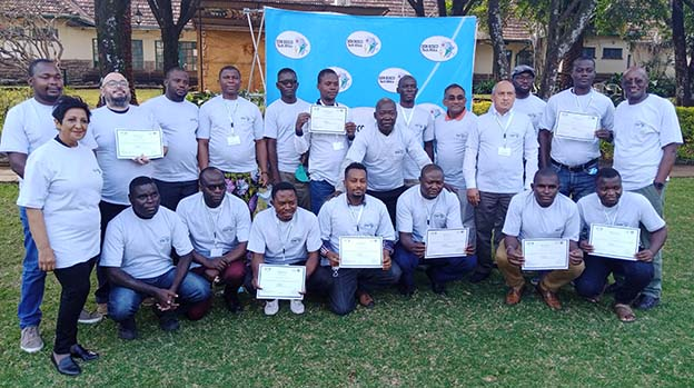 JSO Life Skills Training – Nairobi