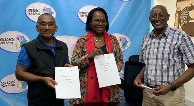 DBTech Africa And TOOLKIT ISkills Partnership